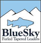 BlueSky Window Decal